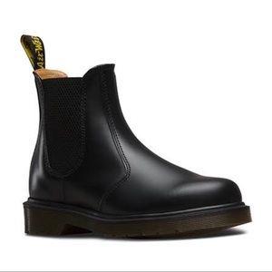 Dr.marten Black Chelsea Slip on Boots